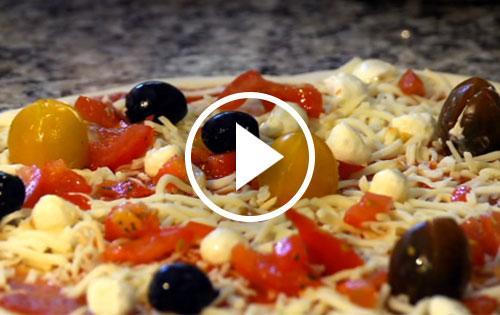 Présentation vidéo de la pizzeria/restaurant Pizza Paolo à Chalon-sur-Saône