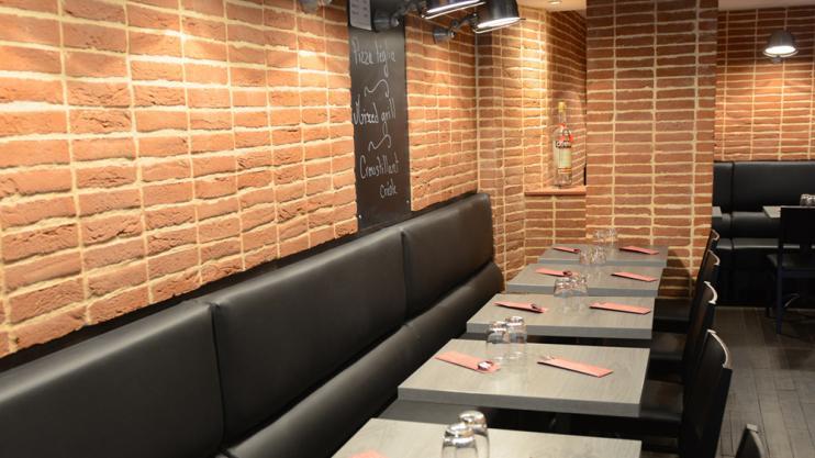 Salle de restaurant à Chalon-sur-Saône